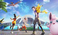 O mais recente 'Pokémon' chega aos telemóveis em setembro