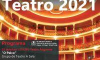 Festival de Teatro em Angra do Heroísmo 2021 - 22 de Outubro às 21:30 até 31 de Outubro às 21:30