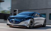 O Vision EQS é a (exuberante) visão do futuro da Mercedes