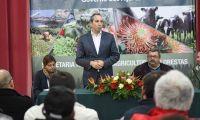 POSEI para 2020 cria incentivo ao aumento da produção de leite nas ilhas do Faial, Pico e Flores