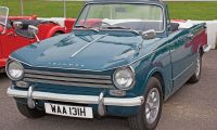 Triumph Herald - 1959/1971 - Lots of charm and beauty