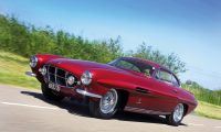 1954 Jaguar XK120 Ghia Supersonic Coupe- Only 3 units were built - only one is believed to have survived