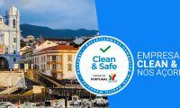 """Governo dos Açores abre inscrições para adesão ao selo """"Clean & Safe Açores"""""""
