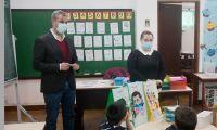 Praia Ambiente distribui ecobags pelas escolas do Concelho
