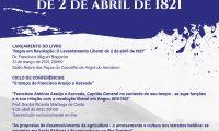 Angra em Revolução: O Levantamento Liberal de 2 de abril de 1821 – 200 anos