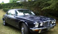 Jaguar XJ6 Mk1 - Luxury and elegance on wheels