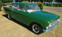 Ford Zephyr - 1962
