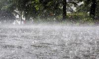 Mau tempo: Grupo central dos Açores sob aviso amarelo devido a previsão de chuva