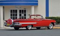 1960 Chevrolet Impala Convertible - A car that made history