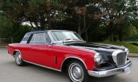 Studebaker Gran Turismo Hawk - Rare beauty, comfort and very special in its time