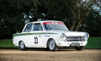 "Lotus Cortina - Chapman dreamed and a ""beast"" was born"