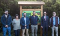 Inaugurado trilho que liga o Algar do Carvão às Furnas do Enxofre, na ilha Terceira