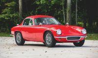 "Lotus Elite Type 14 - Between 1957 and 1963 was a ""star"" of Lotus"