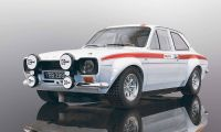 Ford Escort Mk1 - a family car full of power