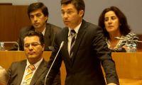 Presidente da Assembleia dos Açores defende abolição de Representante da República