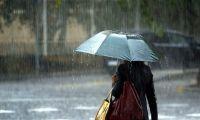 Quatro ilhas dos Açores sob aviso amarelo por causa de chuva e agitação marítima