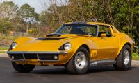 1969 Baldwin Motion Phase III Corvette: A Story of Lost and Found, Lost and Found AgaiN