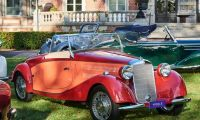 1938 Mercedes-Benz 170 Roadster - Perfection have name, right?