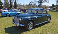 Rover 95 - very cool and rare british classic