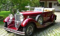 Mercedes-Benz 770 - SPECIAL BEAUTY