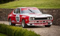 "Ford Capri - A family car that was sometimes a ""Pure blood"""