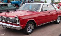 Ford Galaxie - Um belo carro fabricado no Brasil entre 1967 e 1983