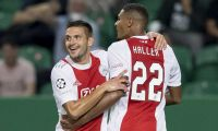 Um banho de 'reaHalleridade': As notas do Sporting-Ajax