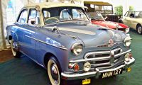 Vauxhall Velox - 1948 - 1965