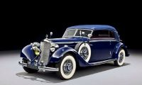 """Mercedes-Benz Typ 320 (Works number W142/IV) 1938–1942 - Class of a """"pure lineage"""""""