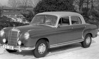 1954-1959 Mercedes-Benz W105