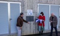 Inauguração Estação Elevatória de drenagem de águas residuais de São Bento