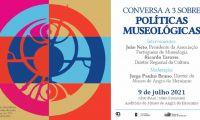 """Conversa a 3 sobre Políticas Museológicas"""", no Museu de Angra do Heroísmo"""