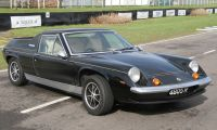 Lotus Europa - So nice car