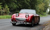1959 Austin Healey Frogeye Sprite MKI