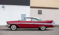 1959 - Plymouth Fury - Fury is a fitting name for this beauty.