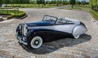 1952 - Rolls-Royce Silver Dawn - The must