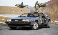 Delorean DMC12 - 981-1983 - Very expensive and poor quality and power, but very beautiful
