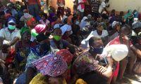 Mulheres que fugiram aos insurgentes em Cabo Delgado narram violência no cativeiro