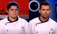"""Francisca vence 'Hell's Kitchen' e já reagiu à conquista: """" Sócio tu não estás bem da cabeça"""""""