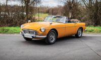 MGB - In 1962 the start of a new generation of sports convertibles - They were beautiful