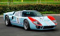 Ford GT40 - Ferraris Killer