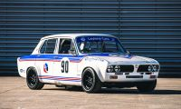 Triumph dolomite sprint - a family car with a champion soul on the racing tracks - I love him so much