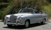 1960 Mercedes-Benz 220 Series - More than perfect