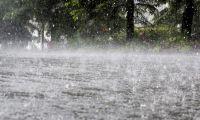 Mau tempo: Proteção Civil dos Açores alerta para previsões de chuva e vento