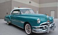 1952 Pontiac Chieftain Catalina -  very beautiful today