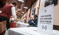 """Covid-19: Restaurantes querem mais apoios e """"mudança de estratégia"""" nos horários"""