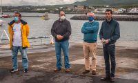 """Tibério Dinis destaca """"capacidade de organização"""" do Clube Naval da Praia da Vitória"""