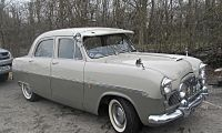 Ford Zephyr MK1 - The begin