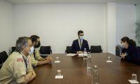 Governo dos Açores apoia movimento escutista da Região com 98 tendas