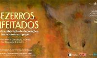 """Atelier """"Bezerros Enfeitados"""" decorre no sábado na Carmina – Galeria de Arte Contemporânea"""